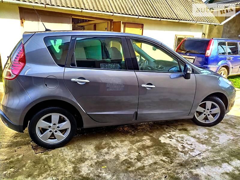 Renault Scenic 2011 в Ивано-Франковске
