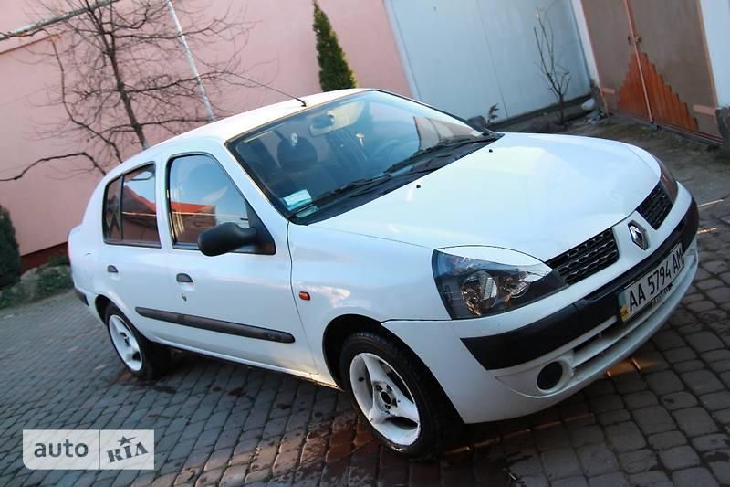 Renault Symbol 2002 в Ужгороде