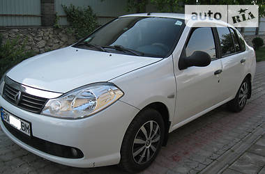 Renault Symbol 2011 в Тернополе