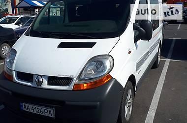 Renault Trafic груз.-пасс. 2004 в Симферополе