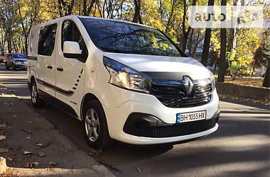 Renault Trafic груз.-пасс. 2015 в Одессе