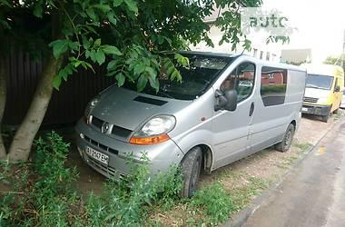 Renault Trafic груз.-пасс. 2006 в Броварах