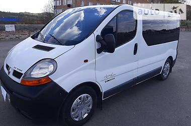 Renault Trafic груз.-пасс. 2002 в Тульчине