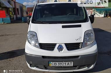 Renault Trafic груз.-пасс. 2008 в Ичне