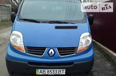 Renault Trafic груз.  2007