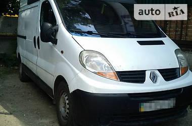 Renault Trafic груз. 2007 в Львове