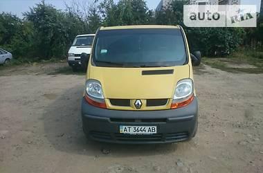 Renault Trafic груз. 2001 в Ивано-Франковске