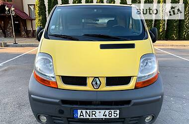 Renault Trafic груз. 2003 в Тернополі