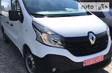 Renault Trafic груз. 2017 в Надворной