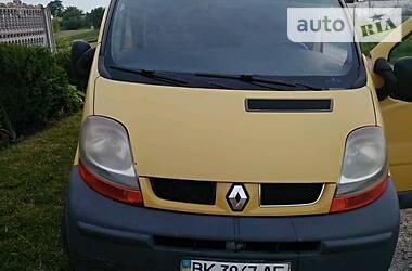 Renault Trafic груз. 2003 в Ровно
