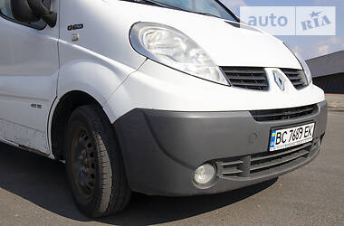 Renault Trafic груз. 2013 в Львове