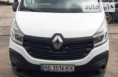 Легковий фургон (до 1,5т) Renault Trafic груз. 2015 в Кам'янському
