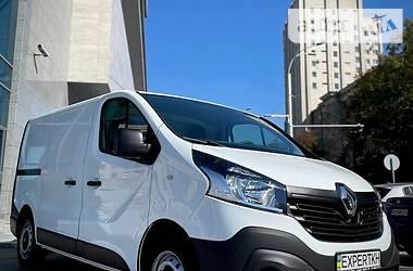 Легковой фургон (до 1,5 т) Renault Trafic груз. 2016 в Харькове