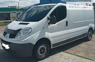 Легковий фургон (до 1,5т) Renault Trafic груз. 2012 в Одесі