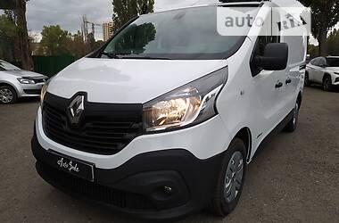 Легковий фургон (до 1,5т) Renault Trafic груз. 2017 в Києві