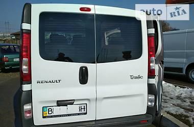 Renault Trafic пасс. 6-CT 2007