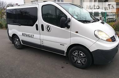 Renault Trafic пасс. 2007 в Надворной