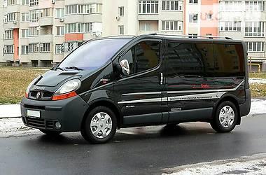 Renault Trafic пасс. 2005 в Макарове