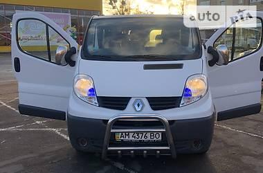 Renault Trafic пасс. 2008 в Житомире