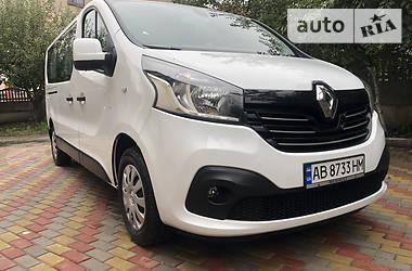 Renault Trafic пасс. 2016 в Казатине