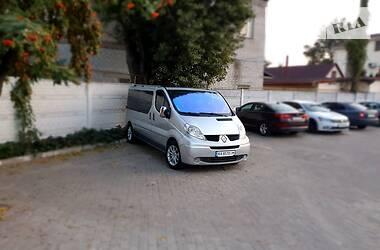 Renault Trafic пасс. 2010 в Харькове