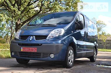 Renault Trafic пасс. 2010 в Луцке