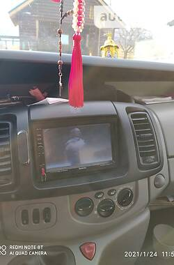 Renault Trafic пасс. 2003 в Богородчанах