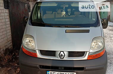 Renault Trafic пасс. 2003 в Кривом Роге