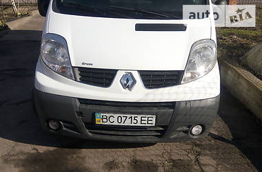 Renault Trafic пасс. 2009 в Львове