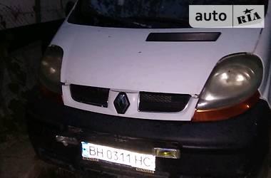 Другое Renault Trafic пасс. 2002 в Белгороде-Днестровском