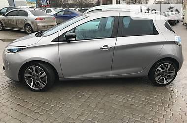 Renault Zoe 2015 в Тернополе