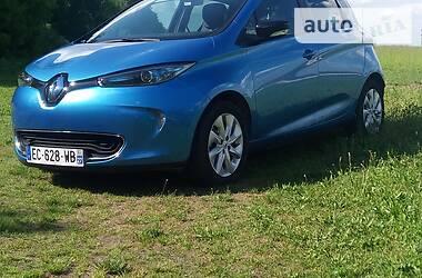 Renault Zoe 2016 в Дубно