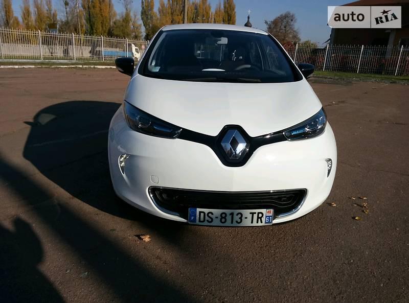 Renault Zoe 2015 года в Киеве