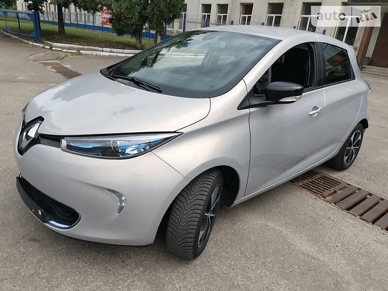 Renault Zoe 2018 в Харькове