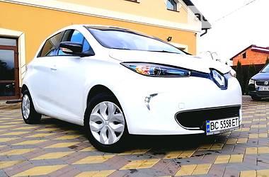 Renault Zoe 2014 в Самборе