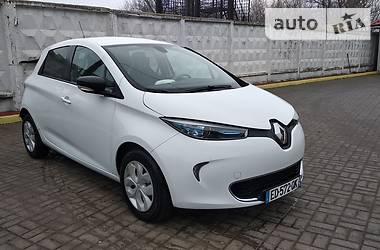 Renault Zoe 2016 в Луцке