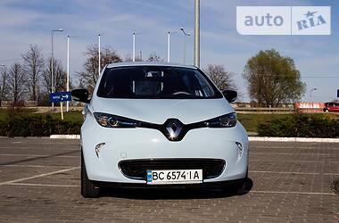 Renault Zoe 2015 в Львове