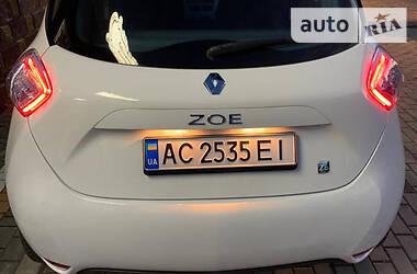 Renault Zoe 2014 в Луцке
