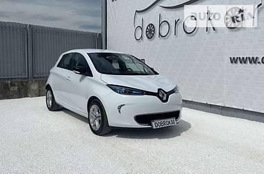 Хэтчбек Renault Zoe 2019 в Львове