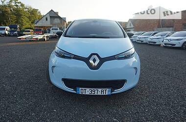 Хэтчбек Renault Zoe 2015 в Самборе