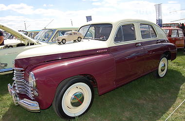 Ретро автомобили Классические 1953 в Киеве