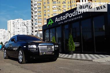 Rolls-Royce Ghost 2010 в Киеве