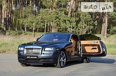 Купе Rolls-Royce Wraith 2015 в Киеве