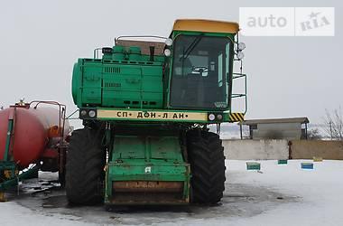 Ростсельмаш Дон 1500Б 2007 в Юрьевке