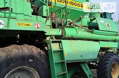 Комбайн зернозбиральний Ростсельмаш Дон 1500Б 2002 в Кам'янець-Подільському