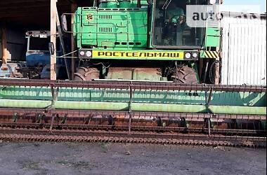 Комбайн зернозбиральний Ростсельмаш Дон 1500Б 2004 в Каховці