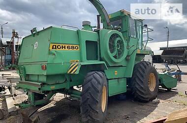 Ростсельмаш Дон 680 2003 в Городке
