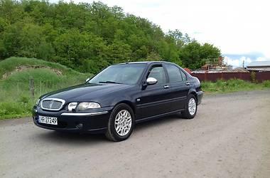 Rover 45 2001 в Нововолынске