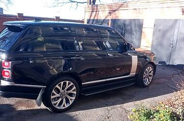 Rover Range Rover 2018 в Харькове