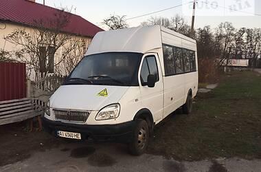 Пригородный автобус РУТА 17 2004 в Чернигове